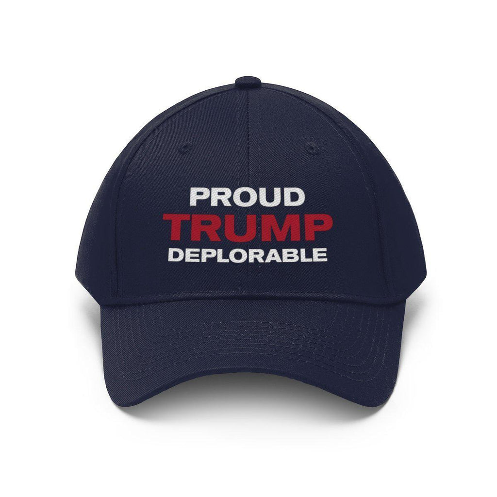 Proud Trump Deplorable Premium Hat