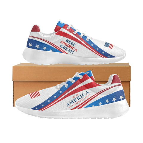 Image of Trump sneakers