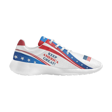 Trump Shoes Keep America Great