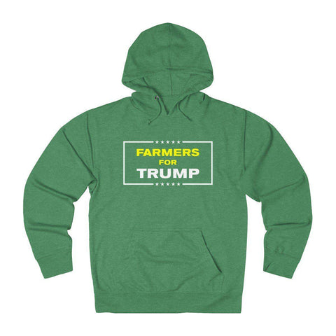 Image of Farmers For Trump Hoodie