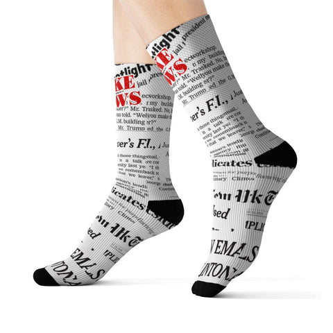 Image of Fake News Socks