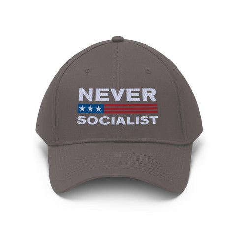 Image of Never Socialist Hat