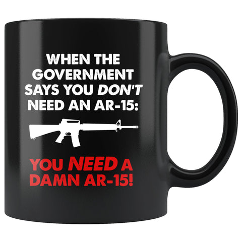 The Ultimate 2nd Amendment Coffee Mug