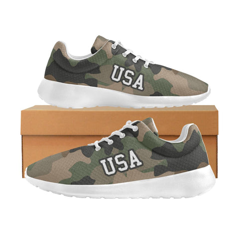 Image of Camo USA Shoes