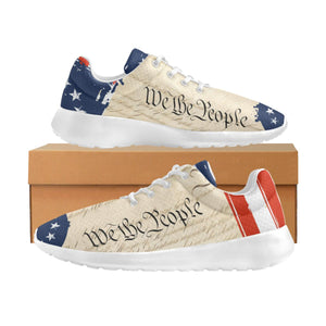We The People Freedom Sneakers