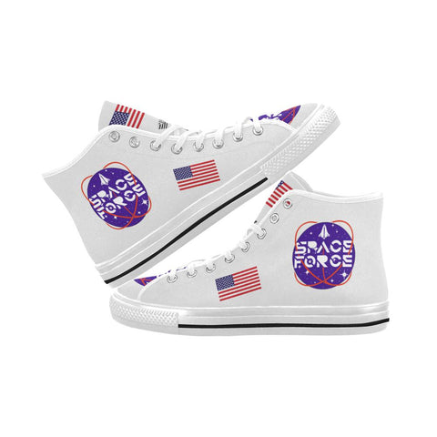 Space Force Astronaut High Tops - Rare!