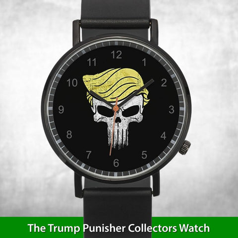 Trump Punisher Watch (Only Available This Week!)