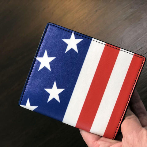 Image of The Super Patriot Wallet