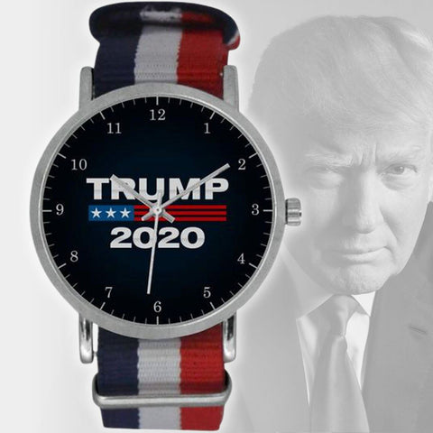 The Limited Edition Trump 2020 Patriot Watch