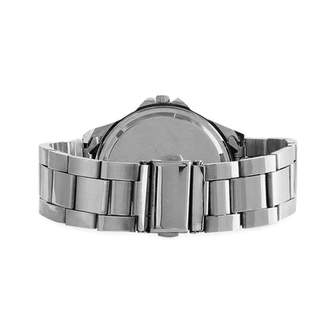 Image of Trump Pence '20 Stainless Steel Collectors Watch