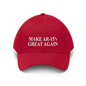 Limited Edition Make AR-15's Great Again Hat