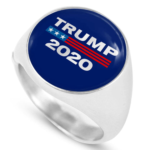 Image of Trump 2020 Luxury Ring