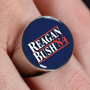 Reagan Bush '84 Premium Ring