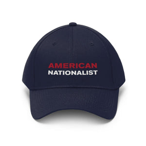 American Nationalist Trump Hat