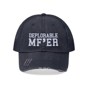 Deplorable MF'er Hat