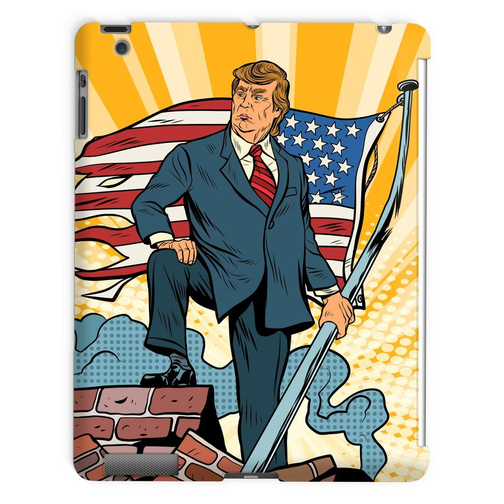 Trump Taking Back America For We The People! Tablet Case