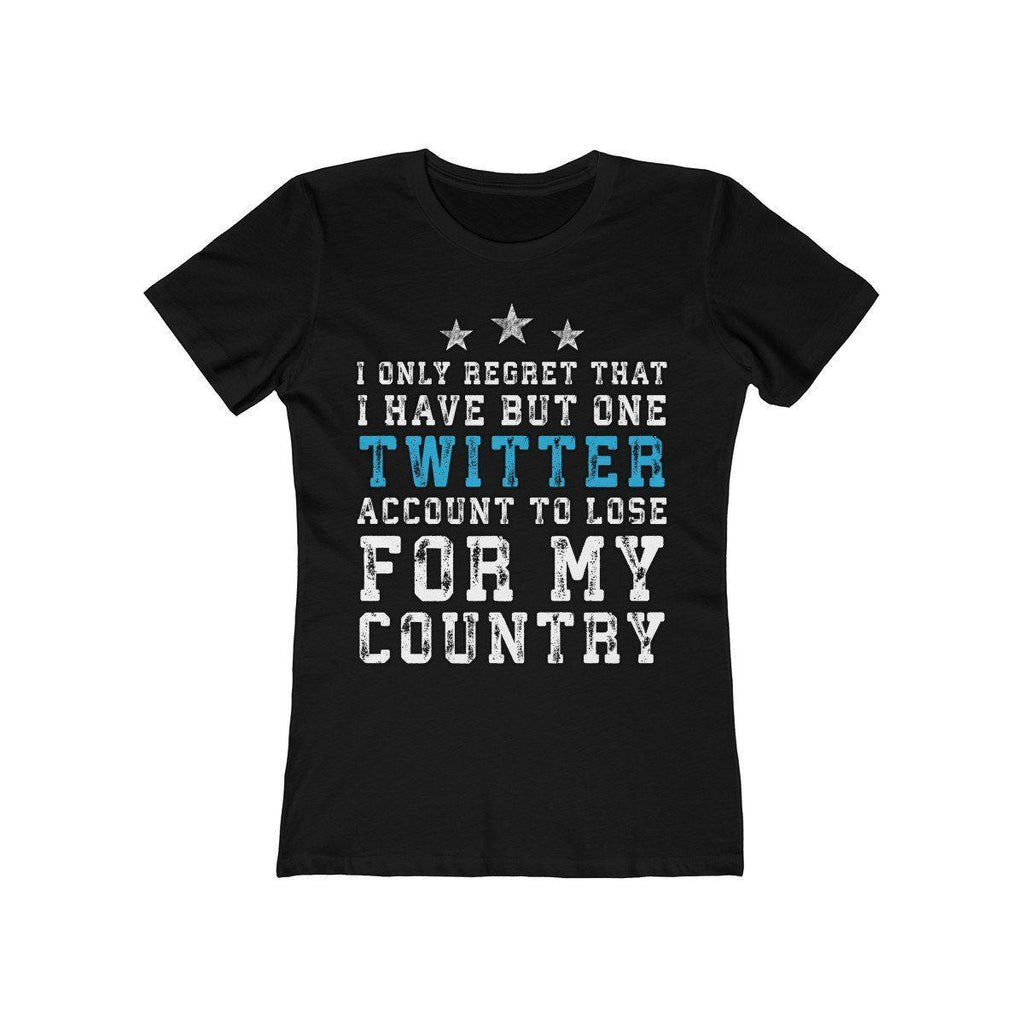 Twitter Censorship Women's T-Shirt