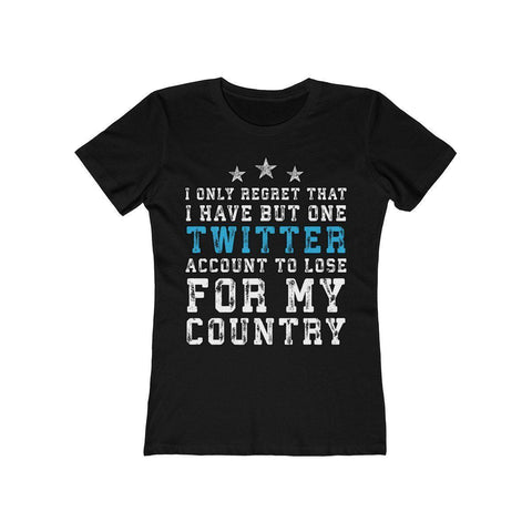 Image of Twitter Censorship Women's T-Shirt