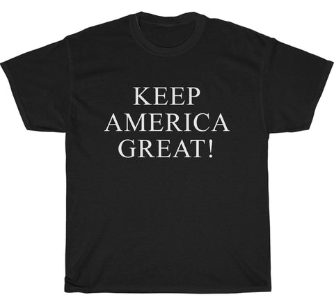 Image of Keep America Great Trump T-Shirt