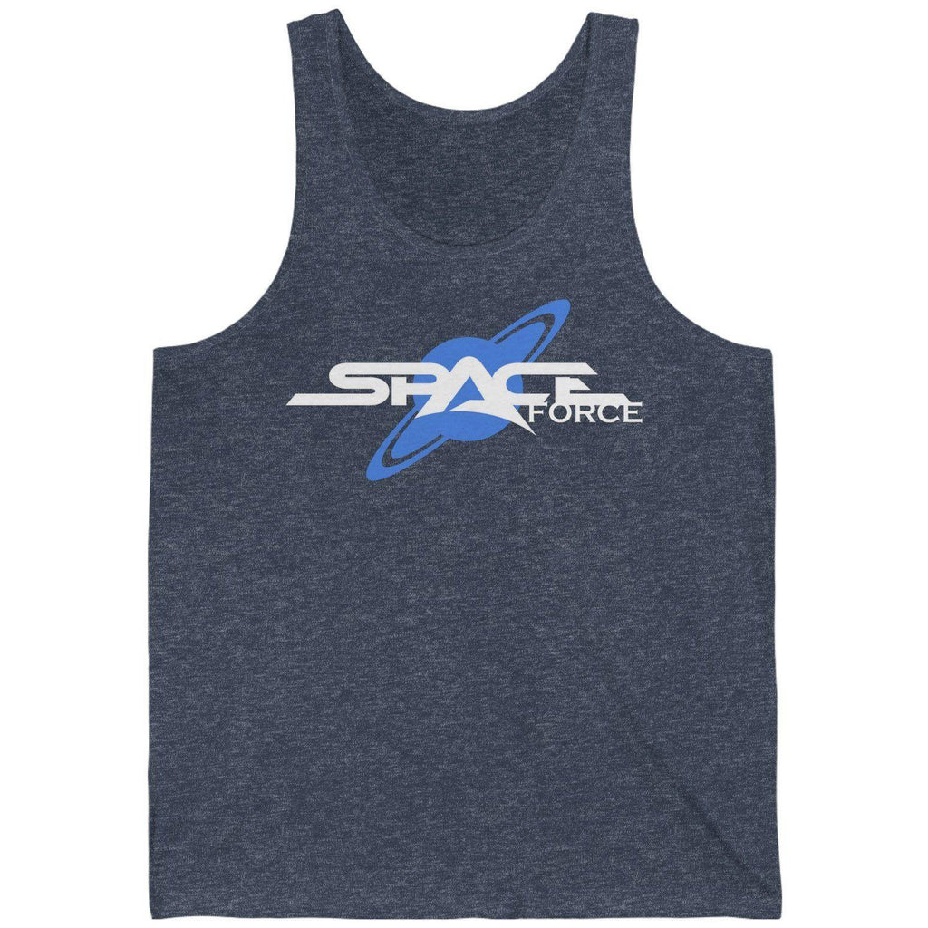 Space Force Unisex Jersey Tank
