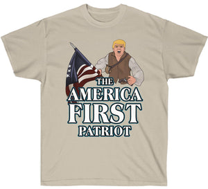 The America First Patriot Premium Trump Shirt