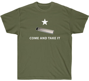 Come and Take It Vape Premium T-Shirt