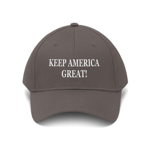 Image of Keep America Great - 2020 Re-Election Hat!