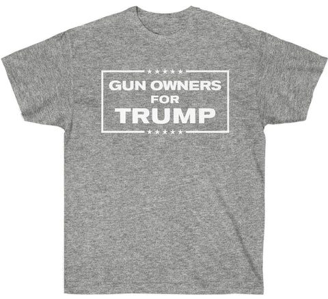 Gun Owners for Trump Premium T-Shirt