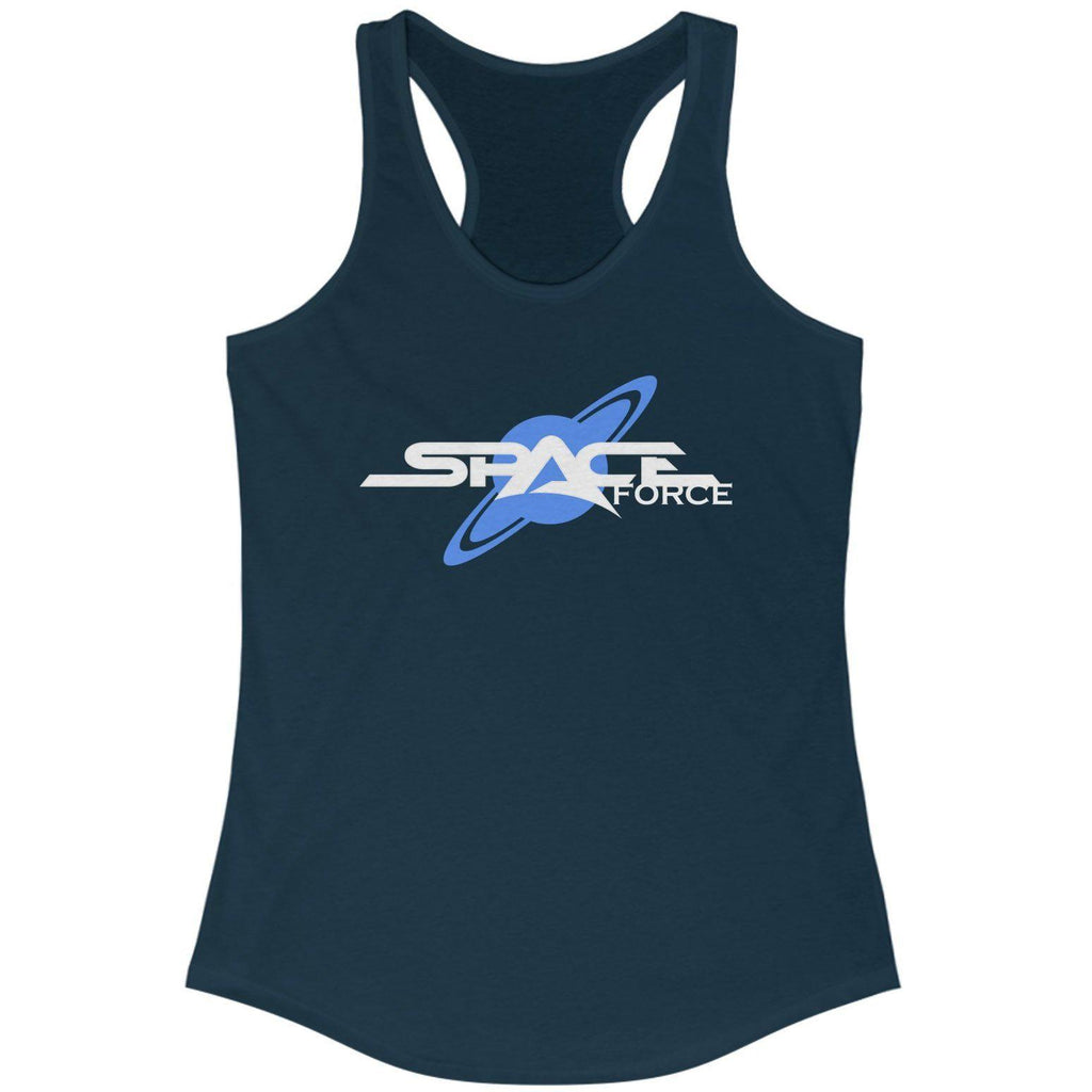 Space Force Racerback Tank