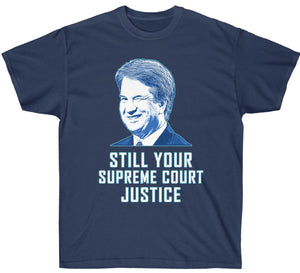 Kavanaugh Winking: Still Your Supreme Court Justice Premium T-Shirt