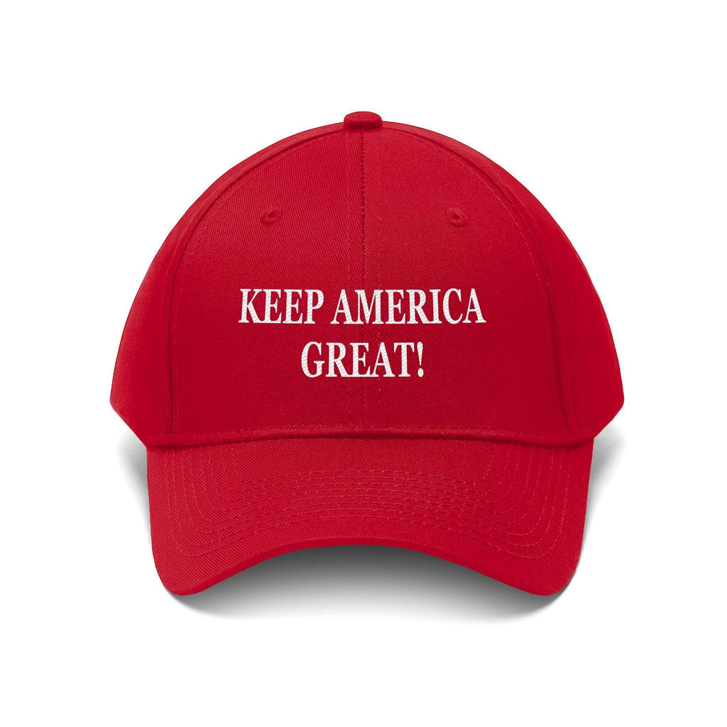 Keep America Great - 2020 Re-Election Hat!