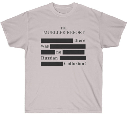 The Mueller Report Premium T-Shirt