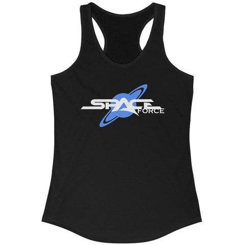 Image of Space Force Women's Racerback Tank Top