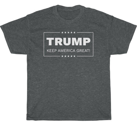 "Trump ""Keep America Great"" T-Shirt!"
