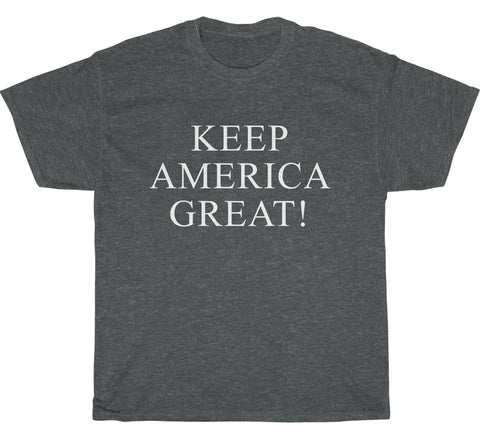 Image of Keep America Great Unisex T-Shirt