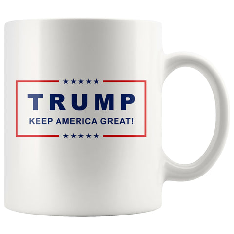 Trump Keep America Great Coffee Mug