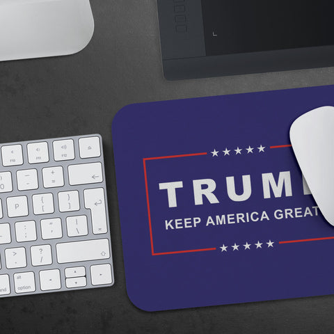 Trump Keep America Great Mousepad
