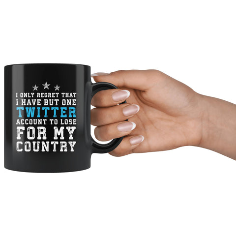 Image of Twitter Censored Mug
