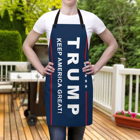 Image of Trump Keep America Great Apron