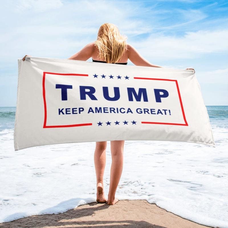 Trump Beach Towels best price