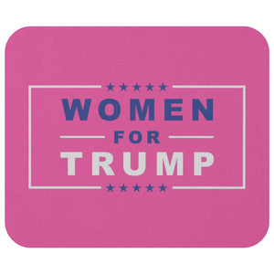 Women for Trump Mousepad