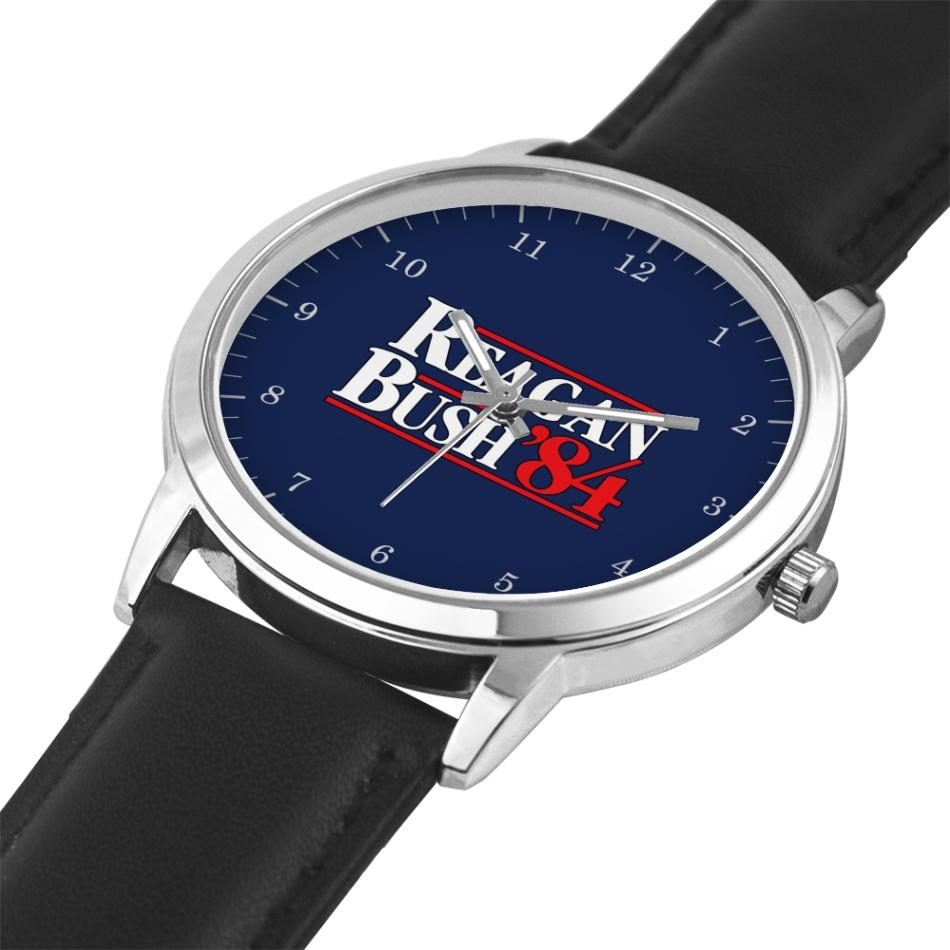 LIMITED EDITION: Reagan Bush '84 Premium Watch