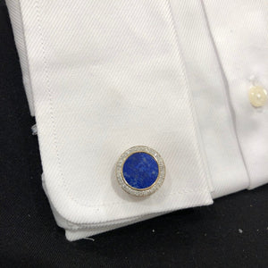 14K YELLOW GOLD MAX CUFFLINKS