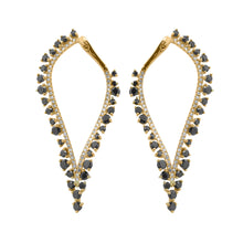 14K GOLD DIAMOND RENEE EARRINGS