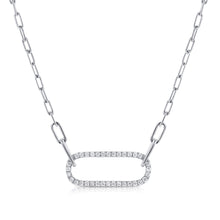 14K GOLD DIAMOND ELYSE CHAIN NECKLACE