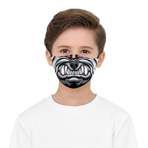 Unique Safety Kid Face Cover