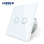 Livolo - EU Standard Touch Switch Wall Panel - mintstuffs.com
