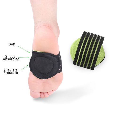 Foot Orthotic Alleviate Sleeve Pads - mintstuffs.com