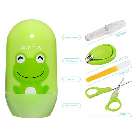 Cute Safety Baby Nail Scissors/Trimmer Sets - mintstuffs.com