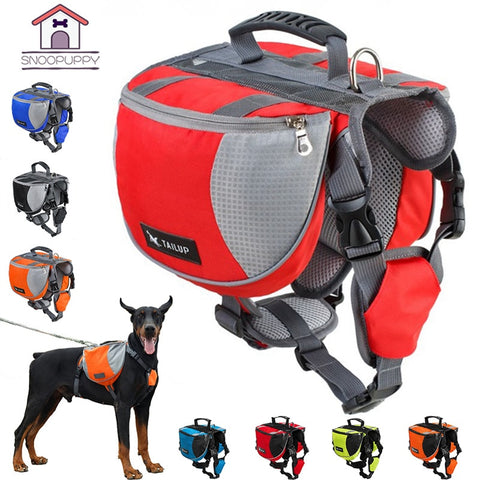 Dog Outdoor Carrier Vest Backpack - mintstuffs.com